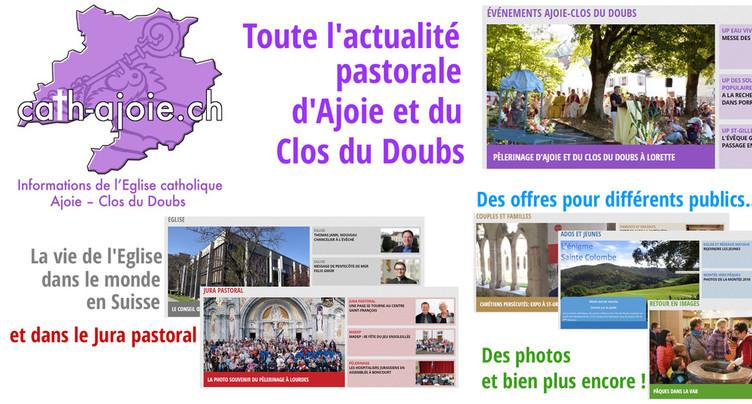 Un nouveau site Web pour les catholiques d'Ajoie
