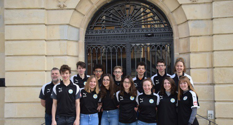 Des jeunes sportifs ajoulots partent en Israël