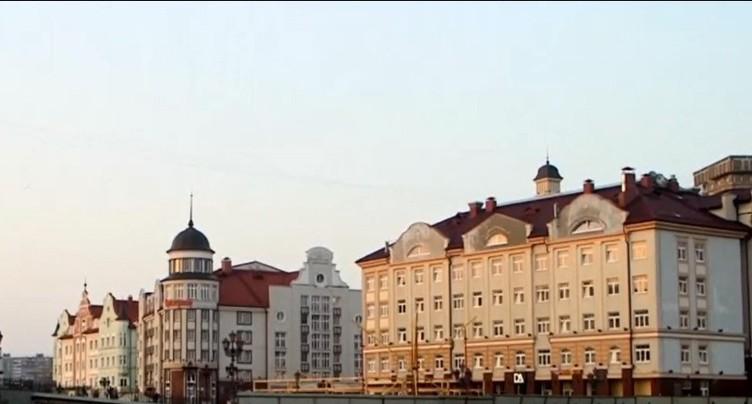 Kaliningrad : passé mouvementé, stade ultramoderne