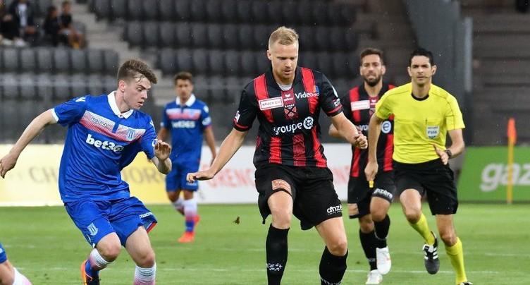 Neuchâtel Xamax FCS victorieux en amical
