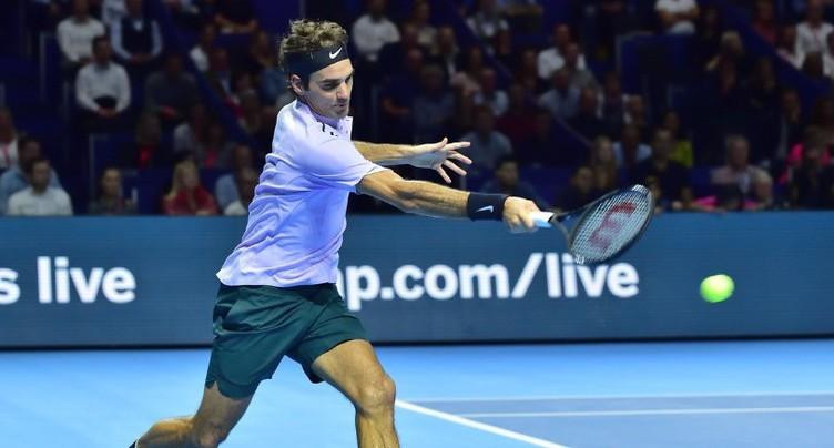 Federer cale en finale