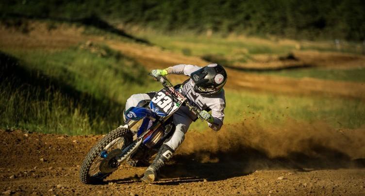 Motocross : podium pour Brian Raymondaz