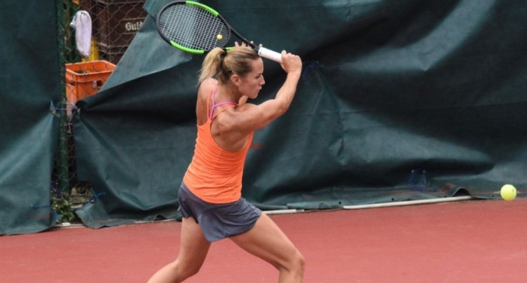 Conny Perrin privée d'US Open