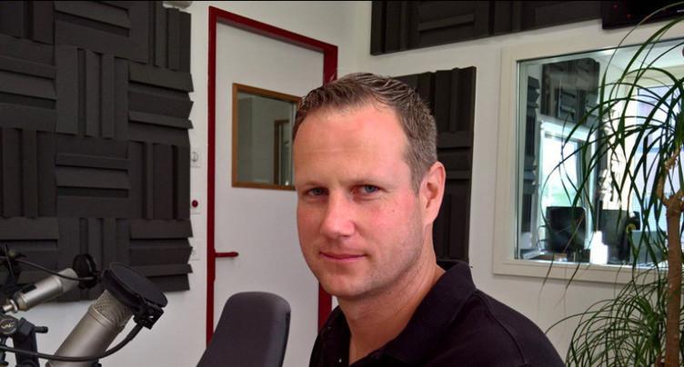 Nicolas Ruedin quitte la présidence du PLRN