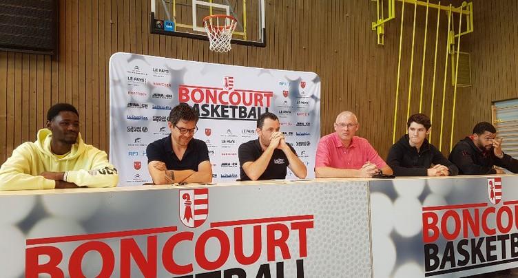 Le BC Boncourt mise sur la jeunesse