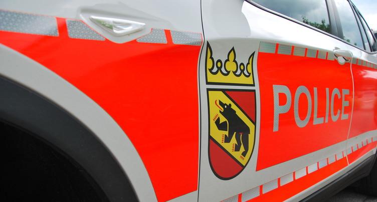 Un homme blessé au couteau à Berne