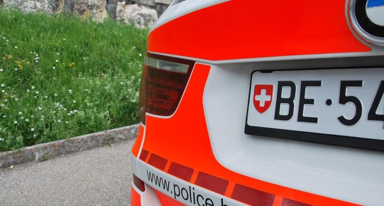 Brigandage à Bienne: appel à témoins lancé