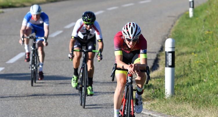 Yannis Voisard fait la différence sur le Trophée du Doubs