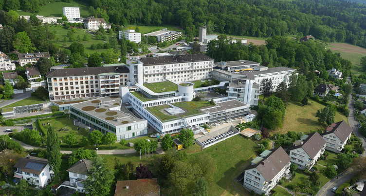 L'hôpital pourrait s'installer à Brügg