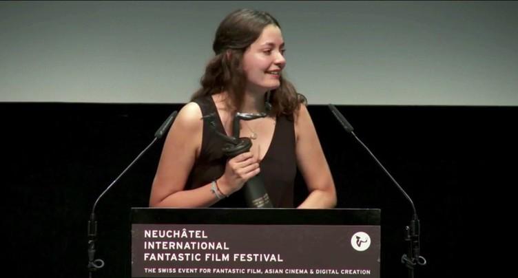 Une cinéaste jurassienne récompensée au NIFFF