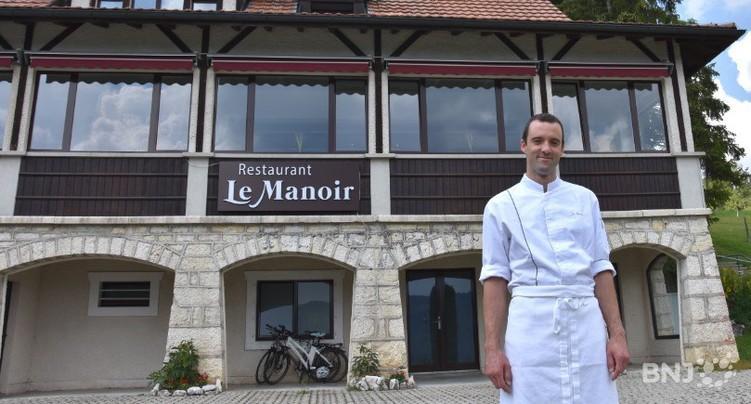 Le Manoir de Mont-Soleil à la recherche d'un nouveau chef