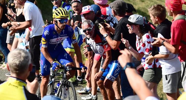 Premier cocorico sur le Tour de France