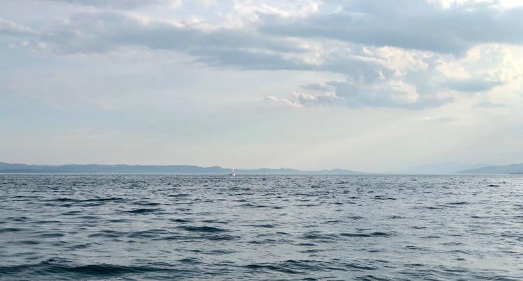 Décès d'un navigateur sur le lac de Neuchâtel