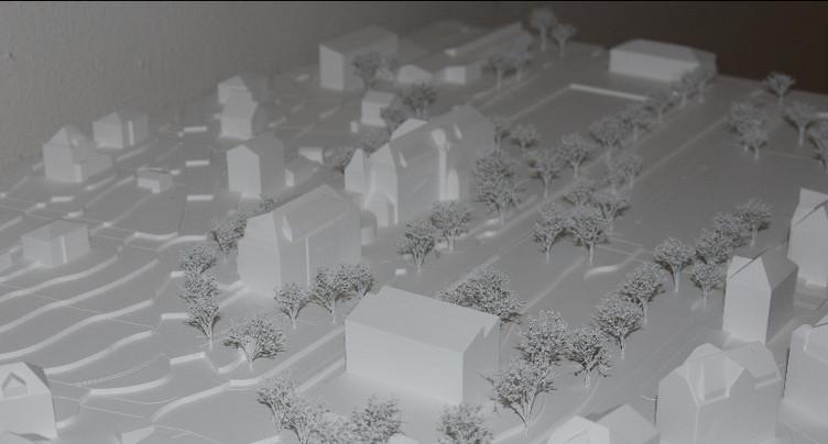 Nouveau bâtiment scolaire de Tavannes : projet zurichois retenu