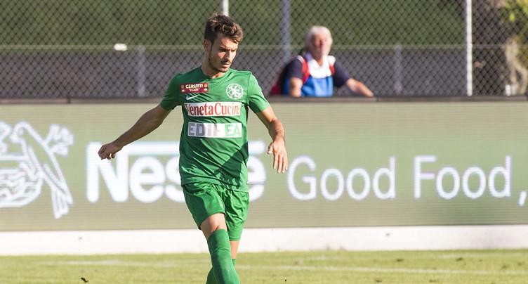 Aurélien Chappuis de retour au FC Bassecourt