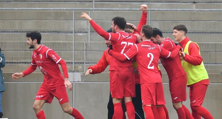 Le FC Bienne termine sur une bonne note