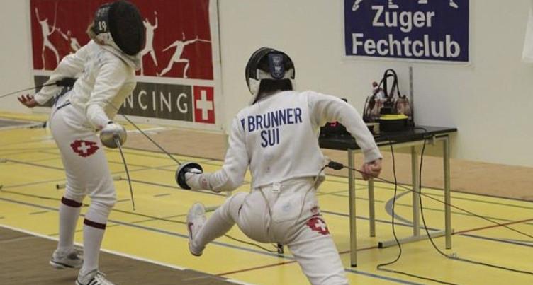 Pauline Brunner s'incline avec la Suisse