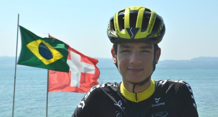 Pas de Tour de Romandie pour Alexandre Balmer