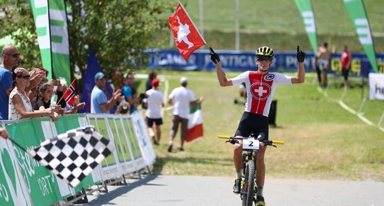Alexandre Balmer est champion du monde