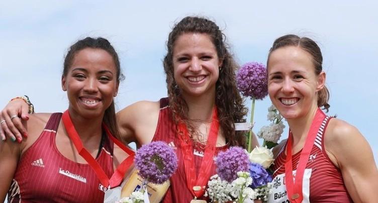 Fanette Humair et Rachel Pellaud sélectionnées pour les championnats d'Europe