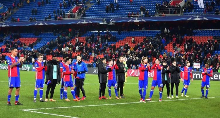 Le FC Bâle ne participera pas à la Ligue des Champions