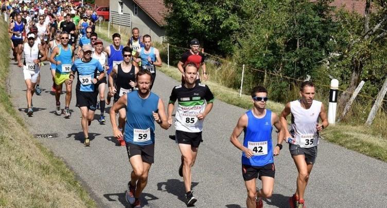 Le départ de la course à pied des Tchérattes retardé en raison de la chaleur