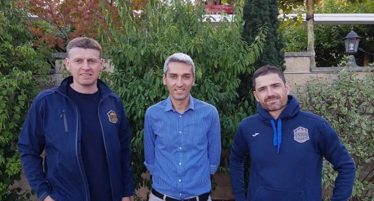 Union mise sur la jeunesse avec un nouvel entraîneur