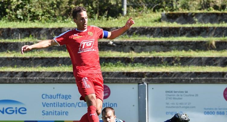 Le FC Tavannes/Tramelan enchaîne