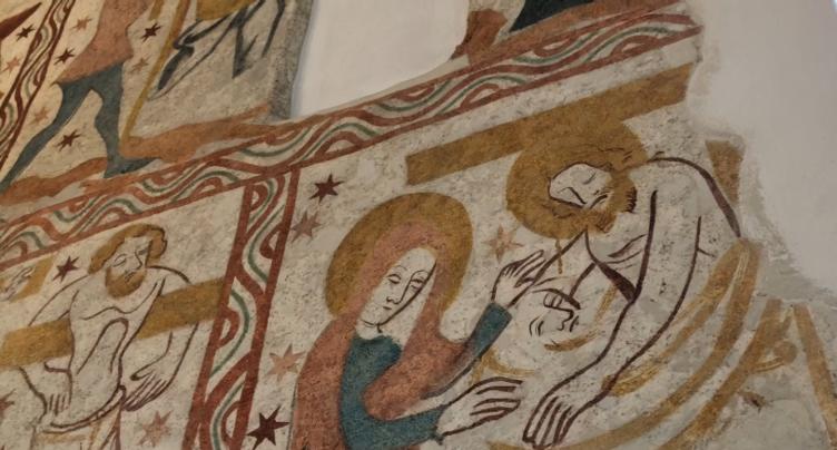L'église de Vermes, restaurée du sol au plafond