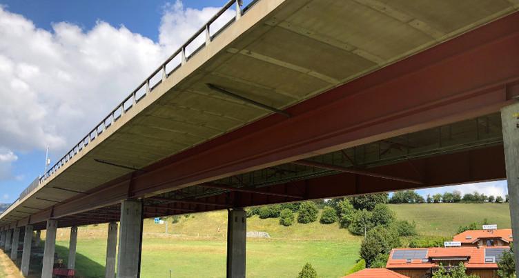 Cure de jouvence légère pour le pont de Valangin