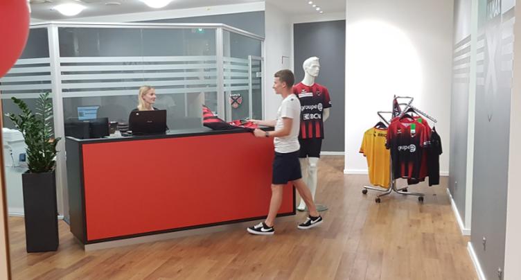 Xamax inaugure sa boutique ce jeudi