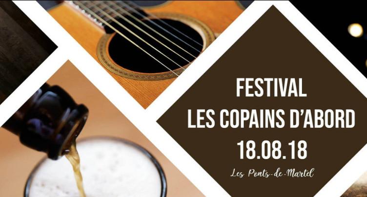 Un festival pour réunir les artistes locaux aux Ponts-de-Martel