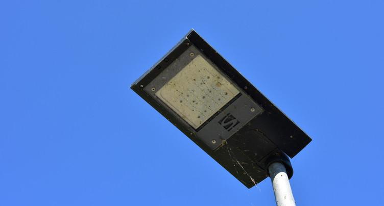 Le LED plébiscité à Rossemaison