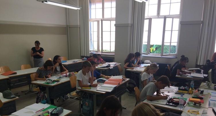 La Filière bilingue fait son entrée au secondaire