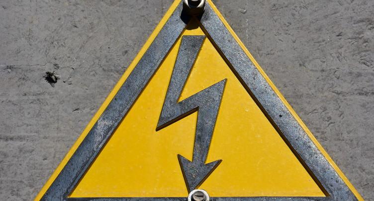 Panne d'électricité à Boujean