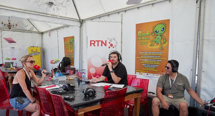 RTN à Rock Oz'Arènes - jeudi