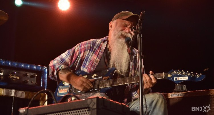 Seasick Steve et le blues du Communal