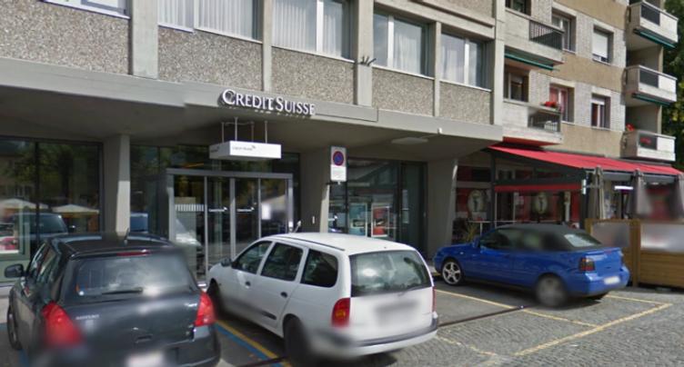 Crédit Suisse ferme sa succursale de St-Imier