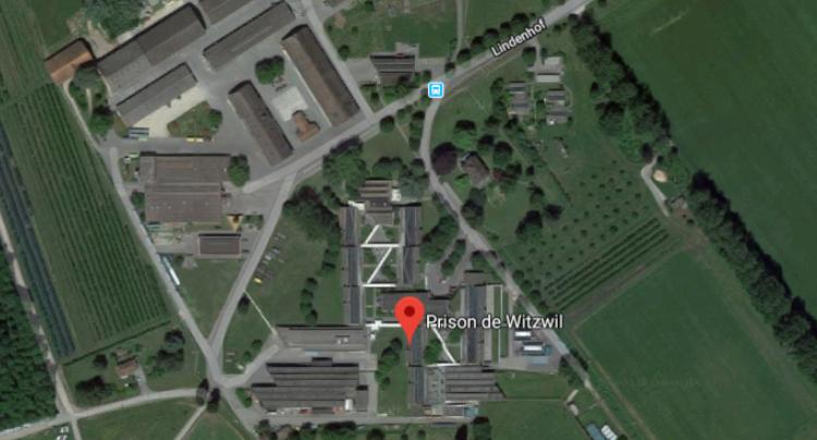 Plus de 51 millions de francs pour rénover la prison de Witzwil