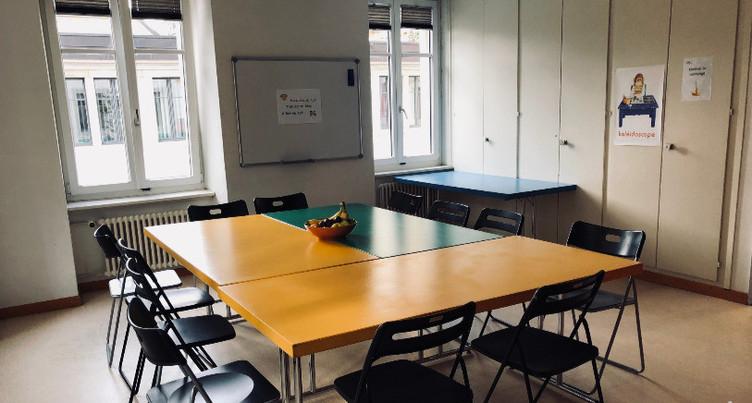 Table de midi et places parascolaires à La Chaux-de-Fonds