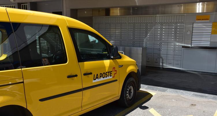 Service postal à domicile dès octobre à Montsevelier