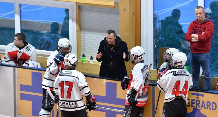 Bienne Skater 90 défait à Rothrist