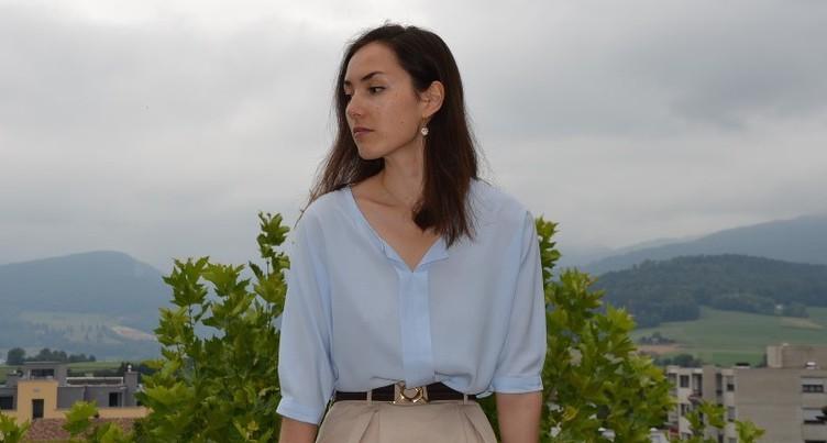 Elisa Shua Dusapin récompensée au niveau suisse