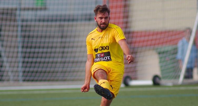 Lourde défaite du FC Le Locle