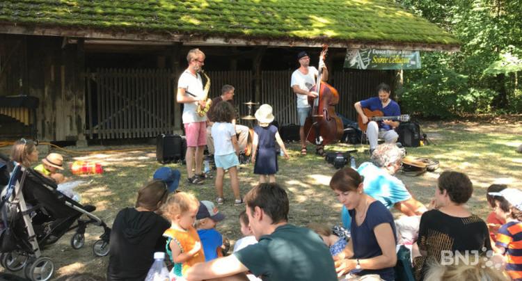 Buskers festival, un final loin de la ville