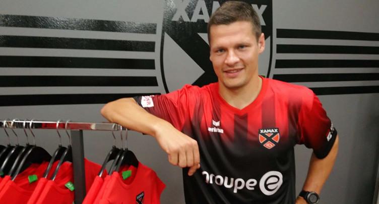 Nouveau défenseur central pour Neuchâtel Xamax FCS