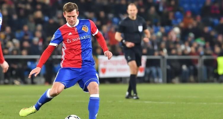 Le FC Bâle jouera à huis clos à Francfort