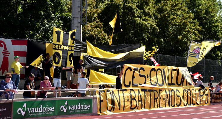 SR Delémont - FC Bienne