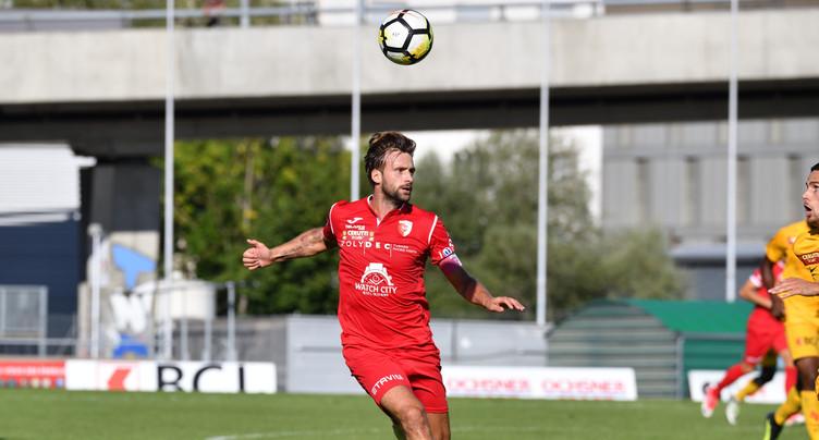 Le FC Bienne confirme son statut