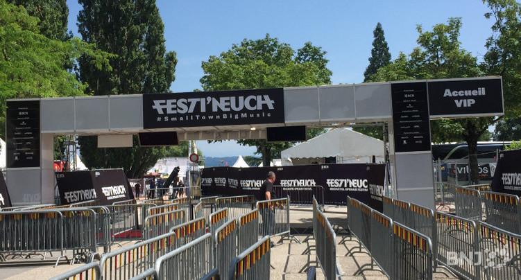 Festi'neuch dévoile ses premières têtes d'affiche